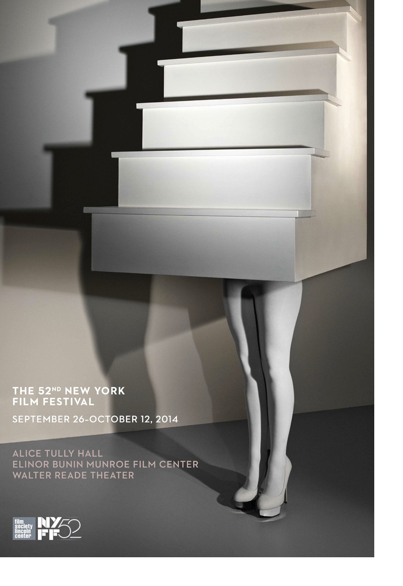 2014 NYFF poster (Artist Laurie Simmons)