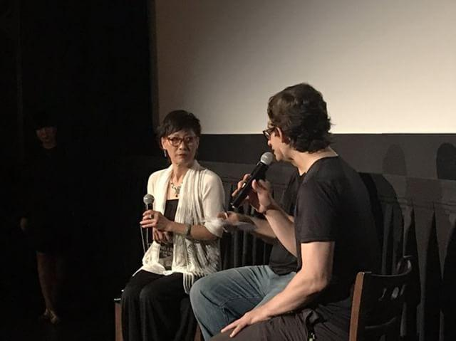Angela Mao Q&A